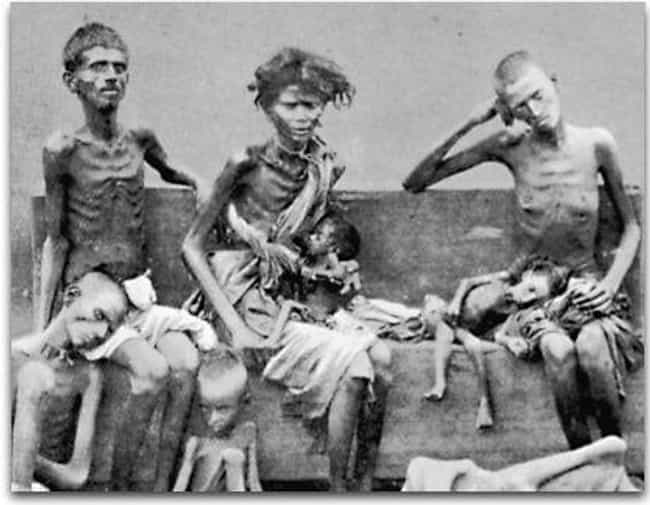 British India And The Fa... is listed (or ranked) 2 on the list The Most Devastating Atrocities Committed By Every European Colonial Empire