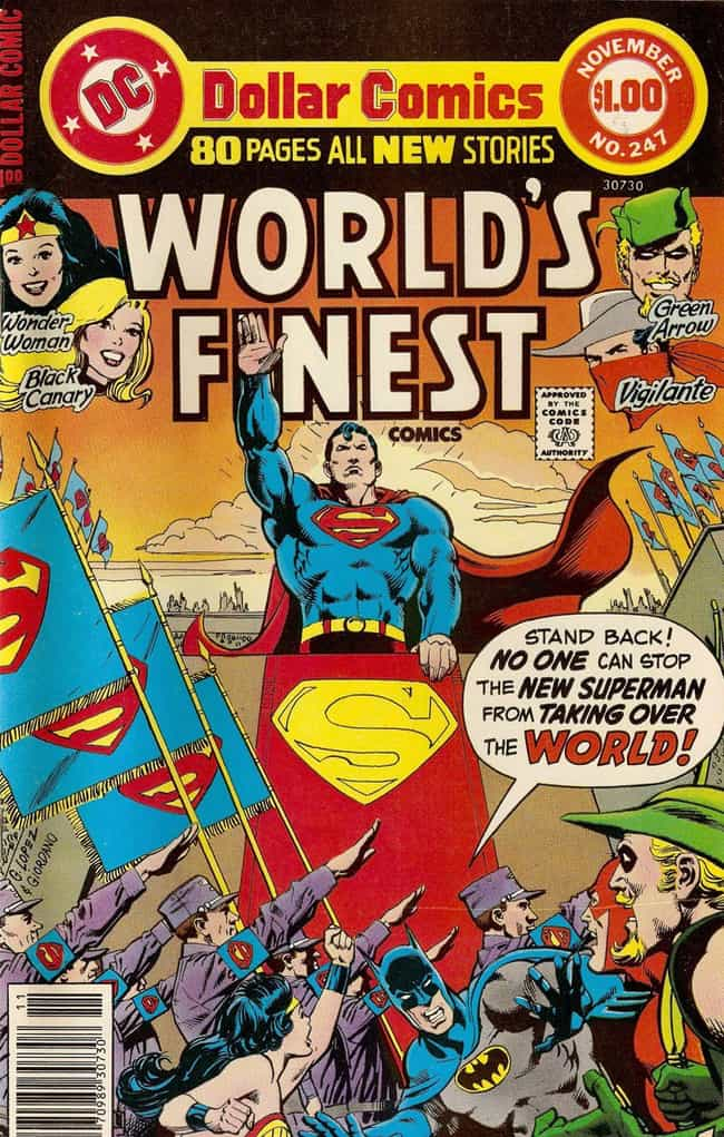It's A Bird, It's A Plan... is listed (or ranked) 2 on the list 15 Superman Comic Covers That Are INSANE Out of Context