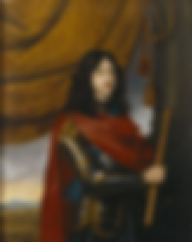 Monmouth's Father Was A Ki... is listed (or ranked) 1 on the list The Illegitimate Son Of Charles II Led A Tragic Life Of Constant Failure And Extremely Taboo Sex