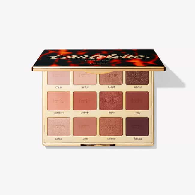 Tartelette Toasted Eyesh... is listed (or ranked) 4 on the list Tarte Products You Won't Be Able To Live Without
