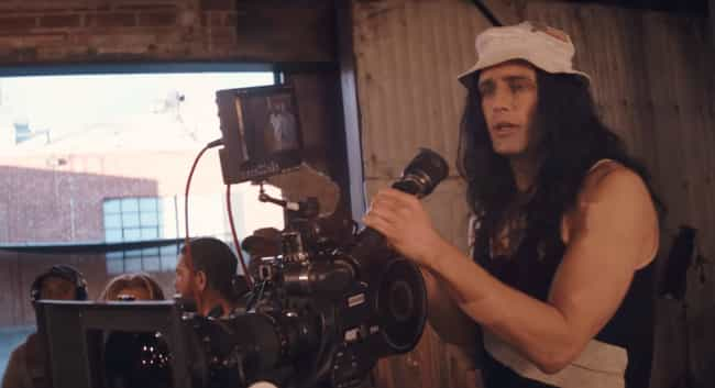 """Tommy Wiseau Blew A Huge Chunk... is listed (or ranked) 3 on the list Outrageous Behind The Scenes Stories From """"The Room"""""""