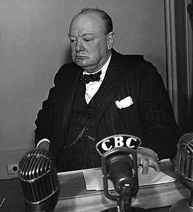 He Prioritized Taking A ... is listed (or ranked) 2 on the list The 10 Most Devastating Burns Ever Delivered By Winston Churchill
