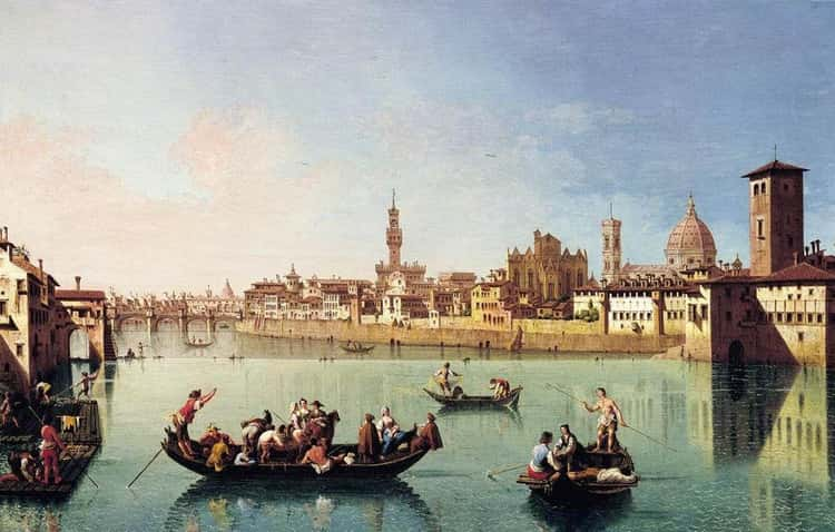 Florence, 14th Century