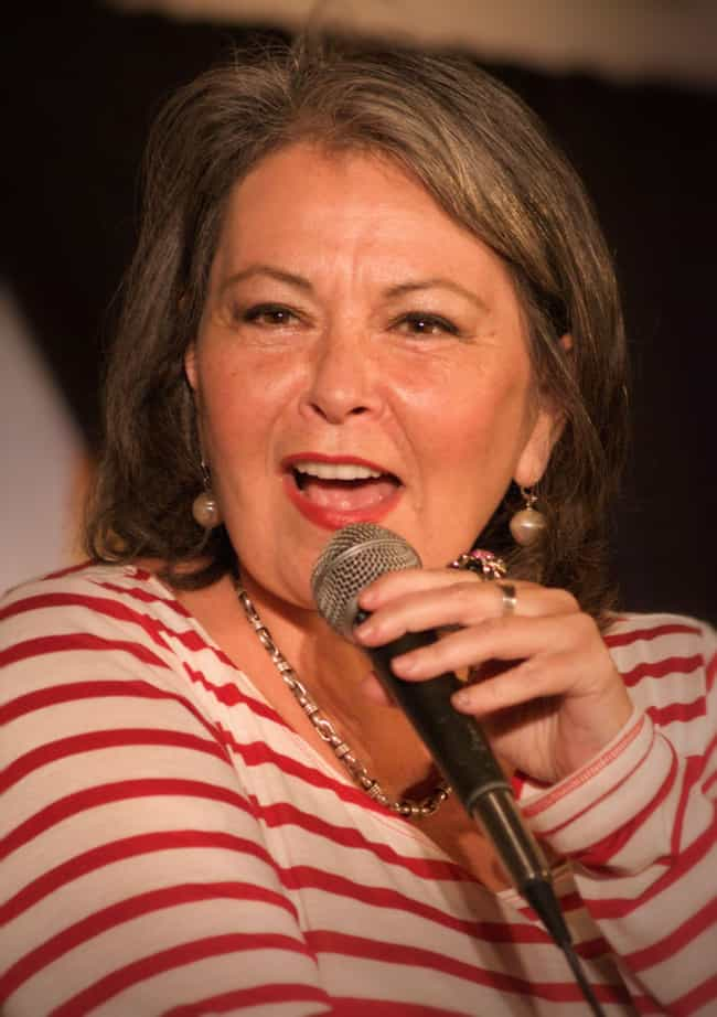 She Was Diagnosed With M... is listed (or ranked) 3 on the list Things Most People Don't Know About Roseanne Barr