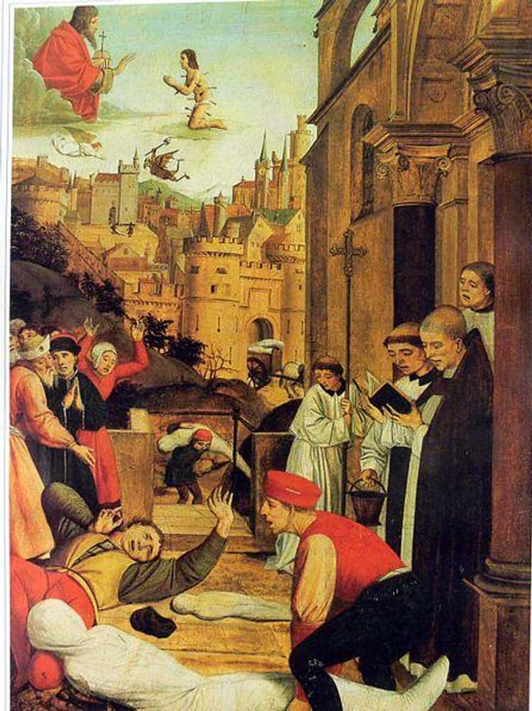 Constantinople, 500s