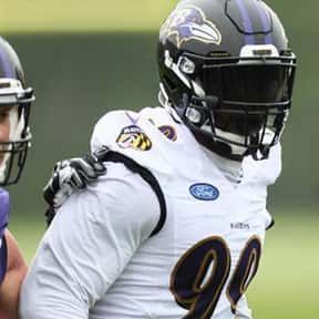 Matt Judon is listed (or ranked) 5 on the list The Best Baltimore Ravens Linebackers of All Time
