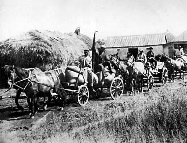 Alternative Food Methods... is listed (or ranked) 4 on the list Holodomor Was A Man-Made Soviet Famine That Killed Millions, And Most People Have Never Heard Of It