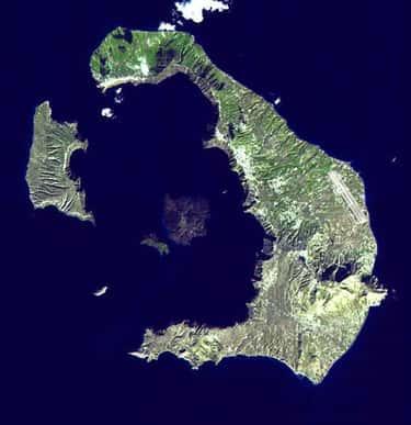 Santorini Could Have Been The Original Atlantis