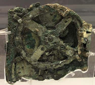 The Antikythera Mechanism Was Too Advanced To Be From Anywhere But Atlantis
