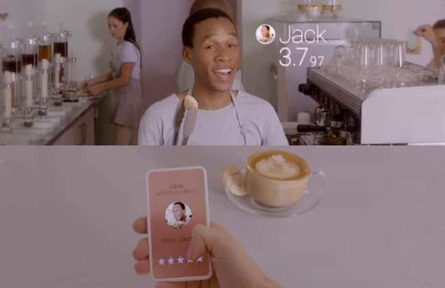 Yelp For People is listed (or ranked) 3 on the list All The Technology From Black Mirror, Ranked From Terrifying To Useful