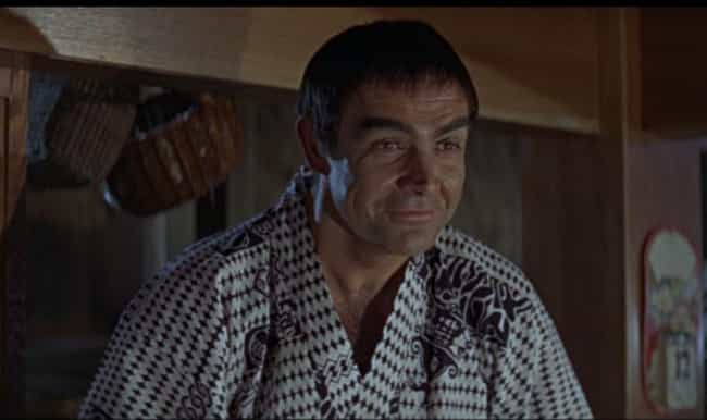 Sean Connery's Disguise As A Japanese Fisherman In 'You Only Live Twice' Isn't Supposed To Be Sarcastic