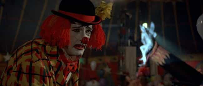 Sir Roger Moore's Sad Clown Disguise In 'Octopussy' Is Actually Very Sad