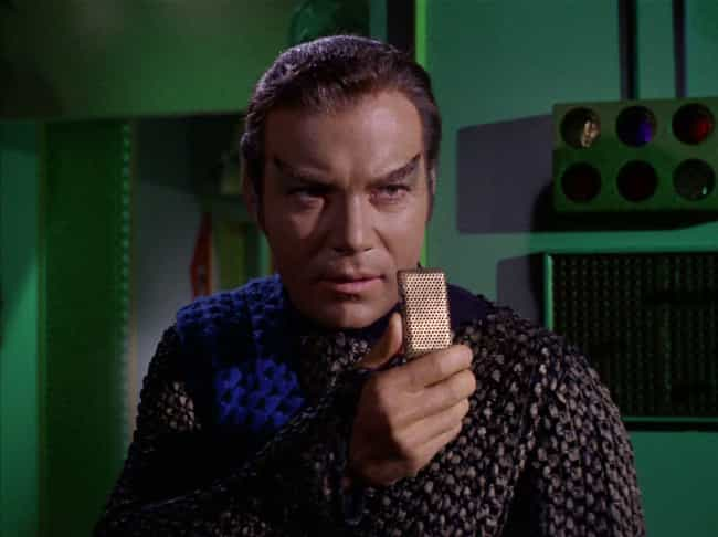 Captain Kirk Is Altered To Look Like A Romulan In 'Star Trek' But His Disguise Isn't Fooling Anyone