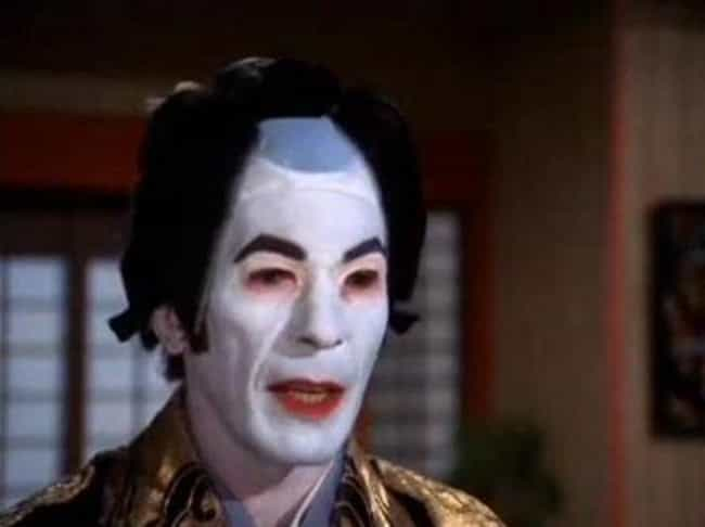 Leonard Nimoy's Japanese... is listed (or ranked) 1 on the list The Most Laughable (And Offensive) Undercover Disguises Characters Used Onscreen