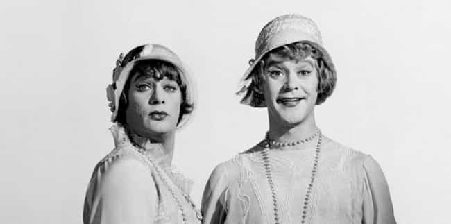 Tony Curtis And Jack Lemon Are Far From Perfect Women In 'Some Like It Hot'