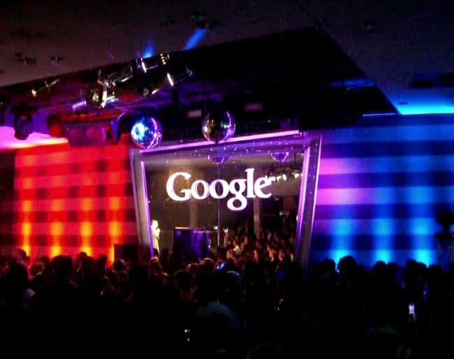The Tech Industry Is Overwhelm... is listed (or ranked) 4 on the list Fired Employee Sues Google For Discriminating Against White Conservative Men