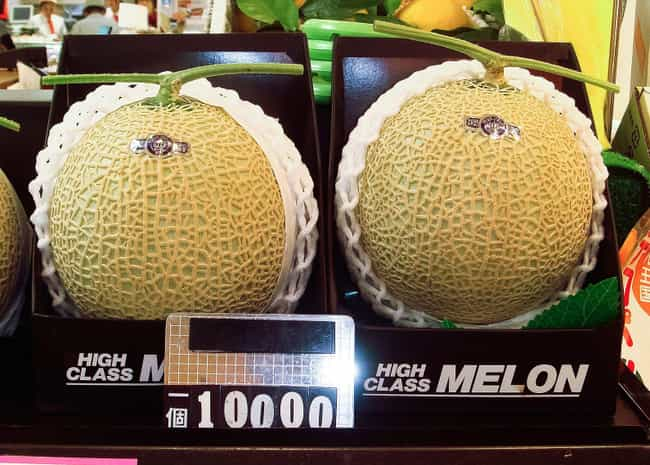 Fruit Is Major Part Of Gift Gi... is listed (or ranked) 3 on the list You Too Can Buy A $27,000 Melon - A Look At Japan's Obsession With Luxury Fruit