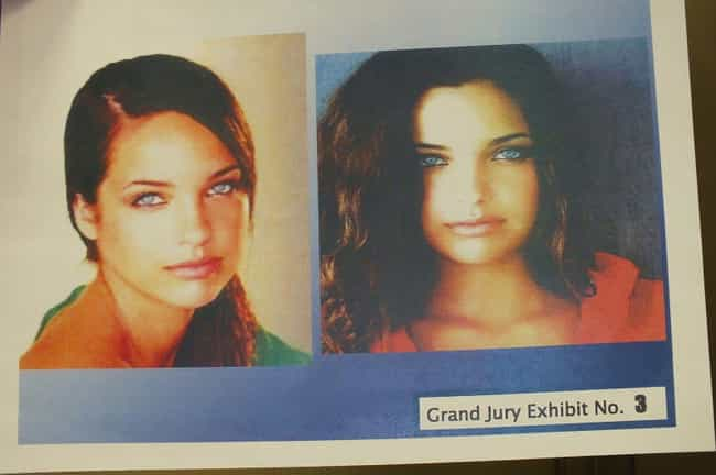 The Killer Intended To B... is listed (or ranked) 2 on the list A Beautiful Aspiring Model Was Brutally Murdered - And The Suspected Killer Is Living Free