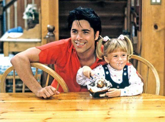 John Stamos Didn't Like Wo... is listed (or ranked) 1 on the list Apparently, Working On Full House Was A Waking Nightmare