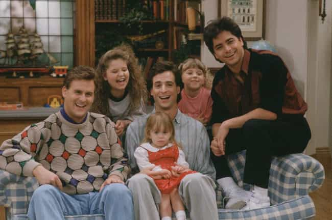 Dave Coulier Cleared The... is listed (or ranked) 3 on the list Apparently, Working On Full House Was A Waking Nightmare