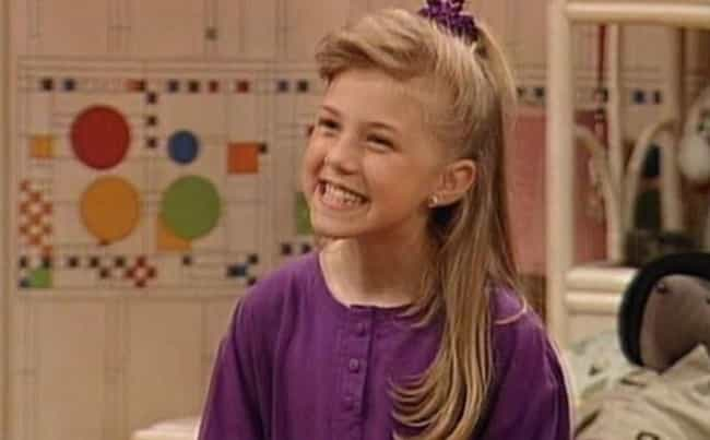 Jodie Sweetin Turned To ... is listed (or ranked) 4 on the list Apparently, Working On Full House Was A Waking Nightmare