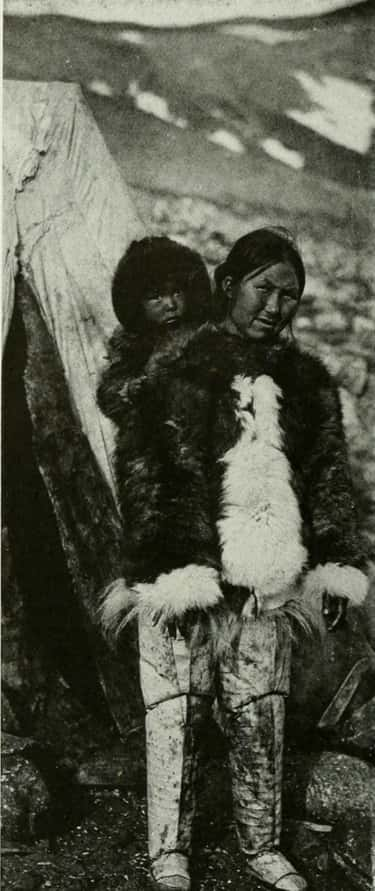 'Eskimo Kisses' Aren&# is listed (or ranked) 2 on the list 9 Interesting Facts About The Sex Lives Of Remote Eskimo Tribes