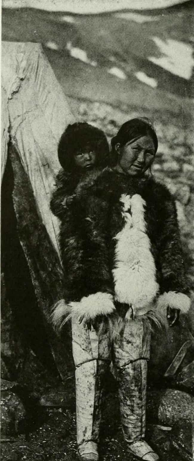 'Eskimo Kisses' Aren't R... is listed (or ranked) 2 on the list 9 Interesting Facts About The Sex Lives Of Remote Eskimo Tribes