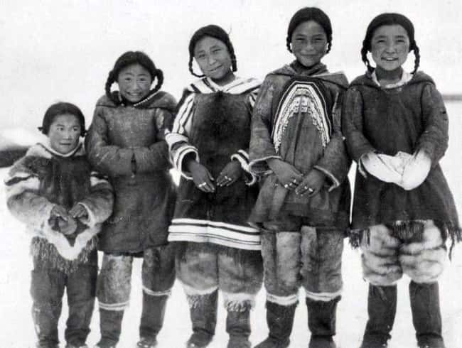 Pre-Marital Intercourse Was En is listed (or ranked) 6 on the list 9 Interesting Facts About The Sex Lives Of Remote Eskimo Tribes
