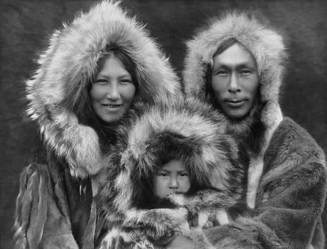 Polygamy Was Common For ... is listed (or ranked) 4 on the list 9 Interesting Facts About The Sex Lives Of Remote Eskimo Tribes
