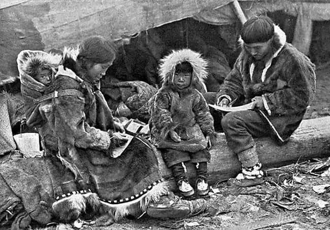 Some Eskimo Tribes Taught Chil is listed (or ranked) 5 on the list 9 Interesting Facts About The Sex Lives Of Remote Eskimo Tribes