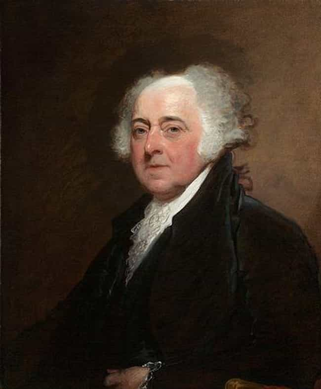John Adams Thought Democ... is listed (or ranked) 1 on the list 11 Surprising Anti-Democracy Quotes From America's Founding Fathers