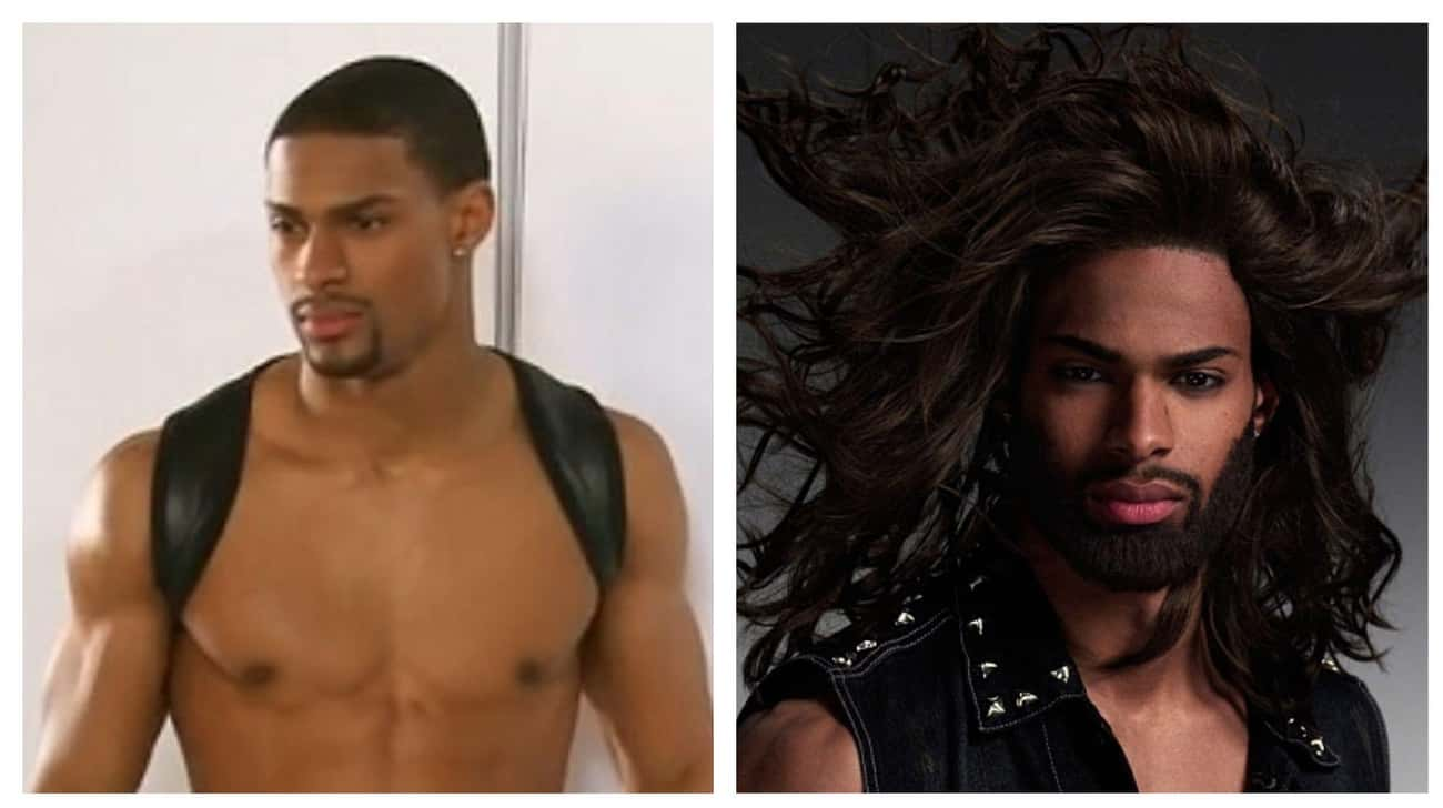 Denzel Wells's Baffling Fake B is listed (or ranked) 2 on the list The 15 Worst America's Next Top Model Makeovers Of All Time