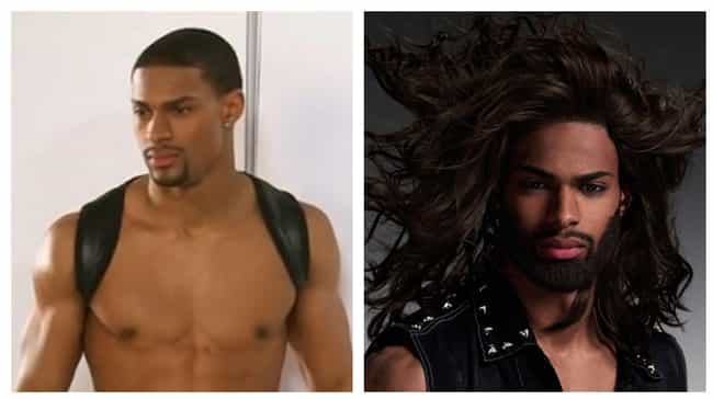 Denzel Wells's Baffling Fake B... is listed (or ranked) 2 on the list The 15 Worst America's Next Top Model Makeovers Of All Time