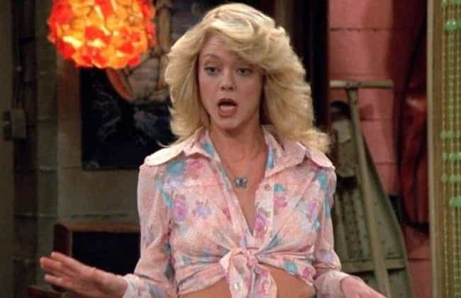 Eric's Sister Got Replaced... is listed (or ranked) 5 on the list Behind The Scenes Secrets From That '70s Show Most People Don't Know