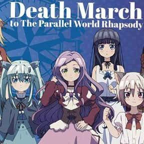 Death March kara Hajimaru Isek is listed (or ranked) 21 on the list The Best Harem Anime Of All Time