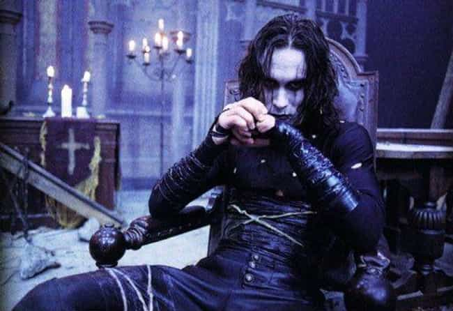 'The Crow' Is Being Rebo... is listed (or ranked) 1 on the list 'The Crow' May Have Been Cursed — And Not Just Because Of Brandon Lee's Death