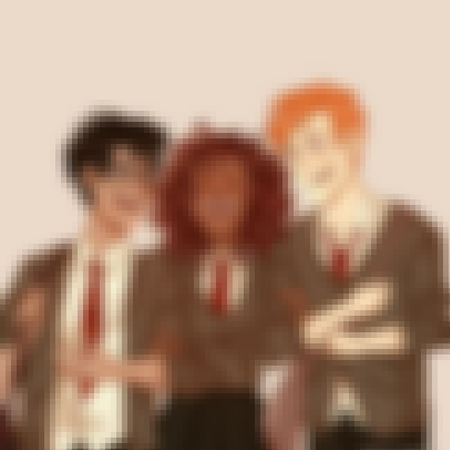 The Golden Trio's Probably... is listed (or ranked) 2 on the list Gorgeous Racebent Harry Potter Fan Art