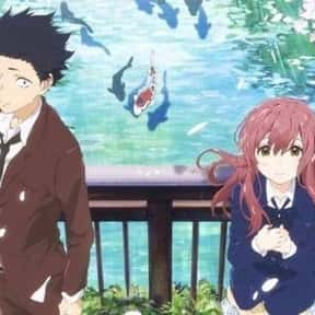 A Silent Voice is listed (or ranked) 23 on the list The Best English Dubbed Anime of All Time