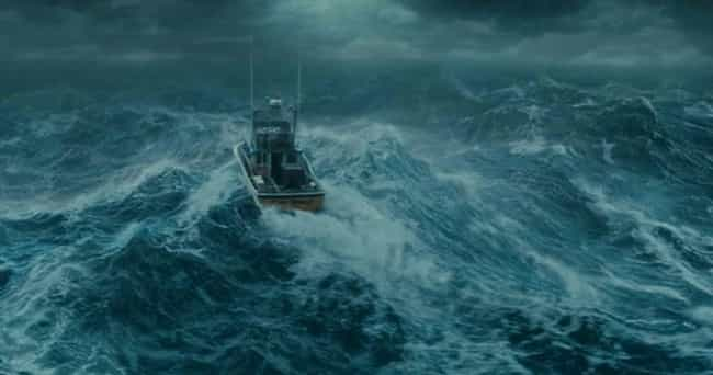 The Storm Took A Total Of 13 L... is listed (or ranked) 1 on the list Tragic Facts About The Perfect Storm, The Shipwreck Story No One Lived To Tell