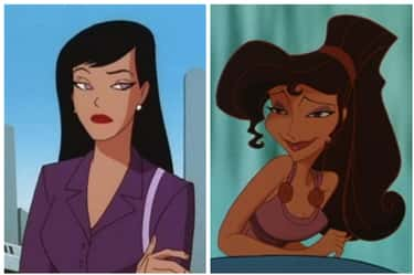 Lois Lane And Meg Are Kindred  is listed (or ranked) 2 on the list 12 Reasons Why Disney's 'Hercules' Is Just A Superman Movie In Disguise
