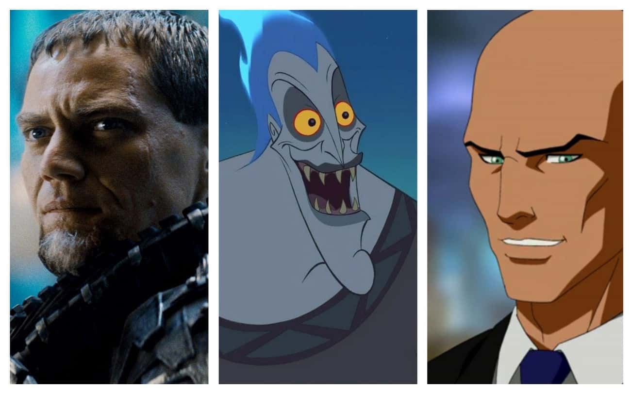 Hades Is A Hybrid Of Lex Lutho is listed (or ranked) 4 on the list 12 Reasons Why Disney's 'Hercules' Is Just A Superman Movie In Disguise