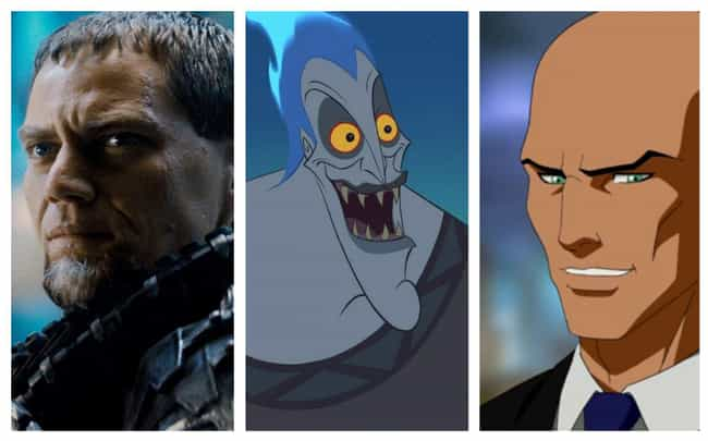 Hades Is A Hybrid Of Lex Lutho... is listed (or ranked) 4 on the list 12 Reasons Why Disney's 'Hercules' Is Just A Superman Movie In Disguise