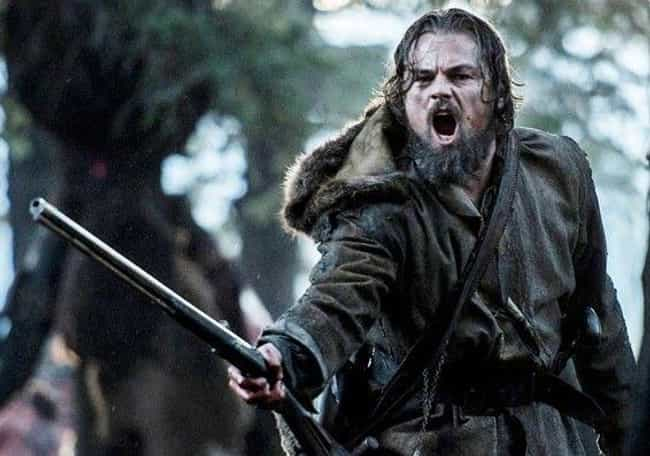 Glass Screamed At A Wolf... is listed (or ranked) 4 on the list The True Story Behind The Revenant's Hugh Glass Is Even Bloodier Than The Movie