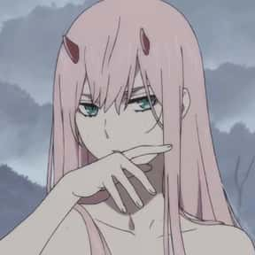 Zero Two is listed (or ranked) 23 on the list The Most Attractive Anime Girls of All Time