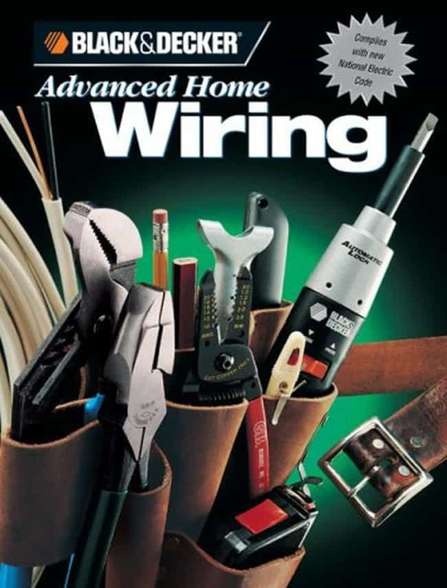 Black & Decker Advanced Home W... is listed (or ranked) 2 on the list Books That Have Been Banned In Prisons