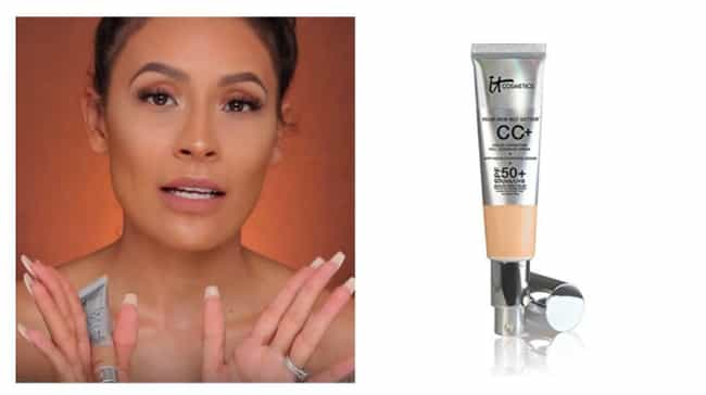 Desi Perkins: IT Cosmeti... is listed (or ranked) 4 on the list Foundations Your Favorite Beauty Gurus Swear By