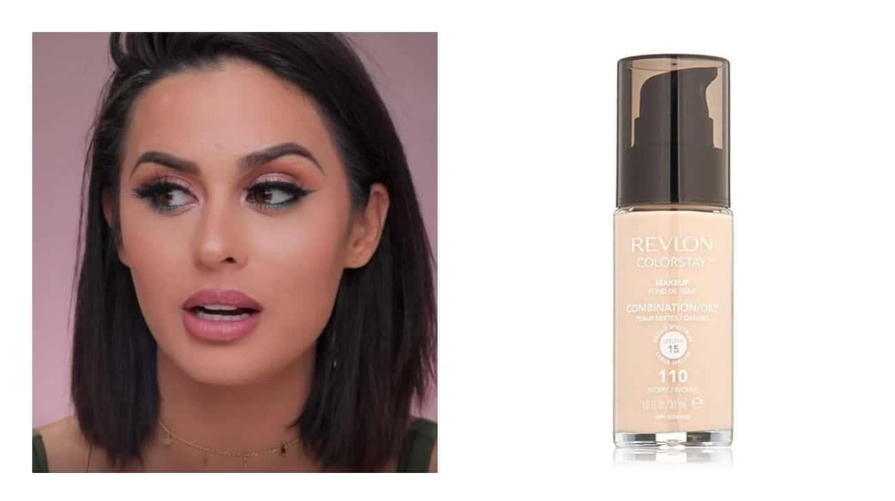 Christen Dominique: Revlon ColorStay Makeup