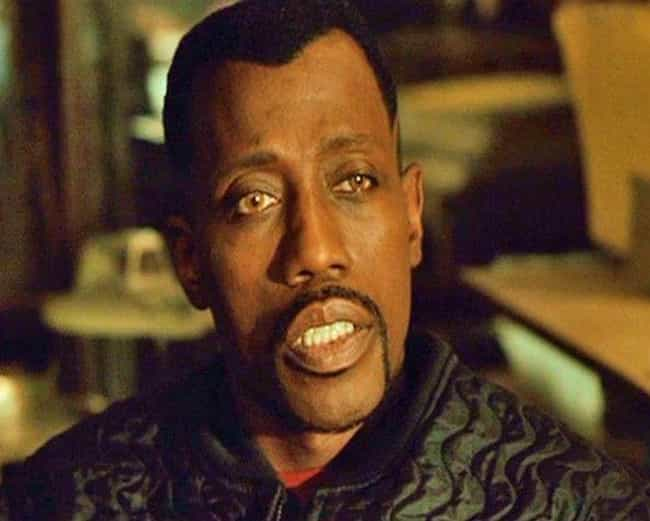 Post-It Notes Were Wesle... is listed (or ranked) 6 on the list 12 Unbelievable Stories From Behind The Scenes Of Blade: Trinity