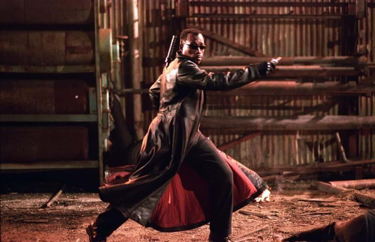 Wesley Snipes Got Physical Wit is listed (or ranked) 1 on the list 12 Unbelievable Stories From Behind The Scenes Of Blade: Trinity