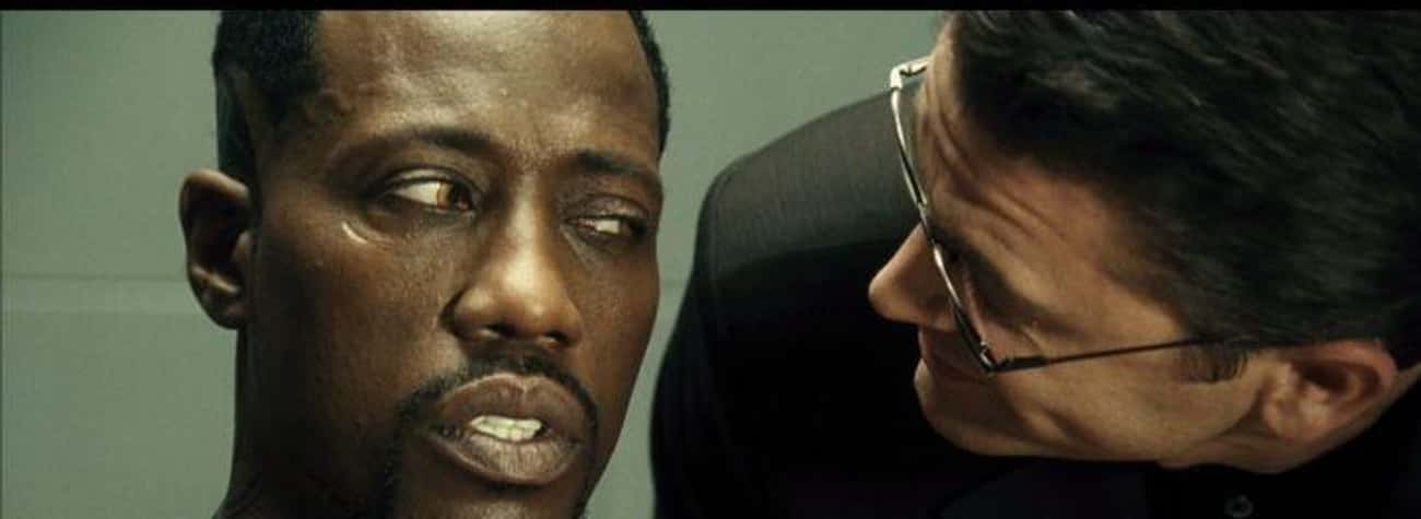Blade Was Blazed Every Day Of  is listed (or ranked) 2 on the list 12 Unbelievable Stories From Behind The Scenes Of Blade: Trinity